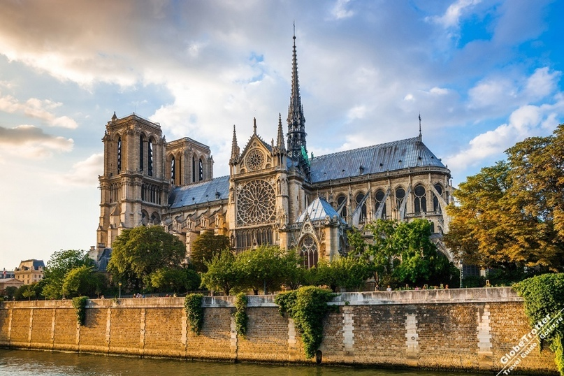 Топ 3 красивых мест в Париже часть 1., изображение №3