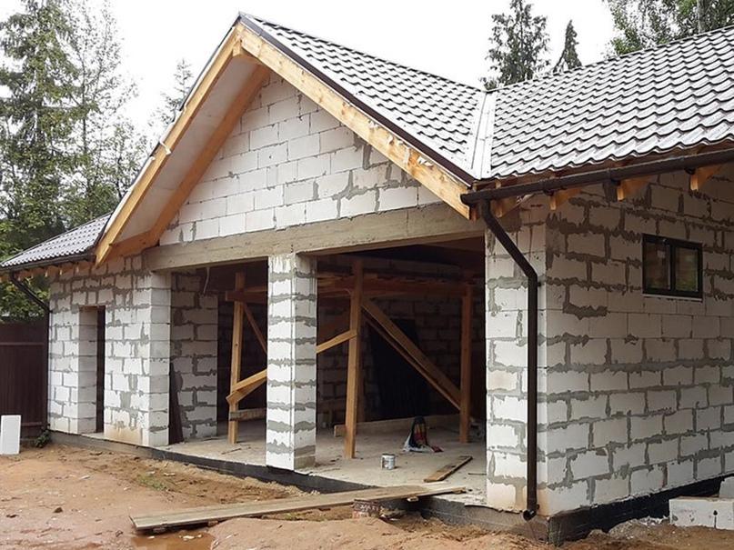 Строительство жилых и нежилых объектов. | Объявления Орска и Новотроицка №28634