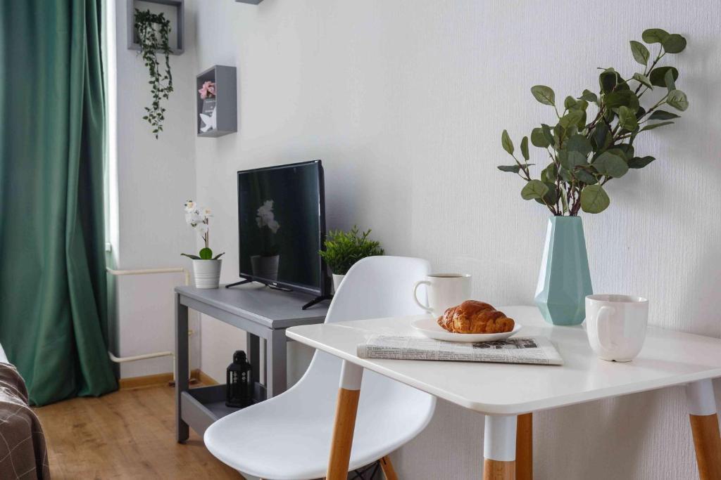 Маленькая гостевая квартира-студия 22 кв.
