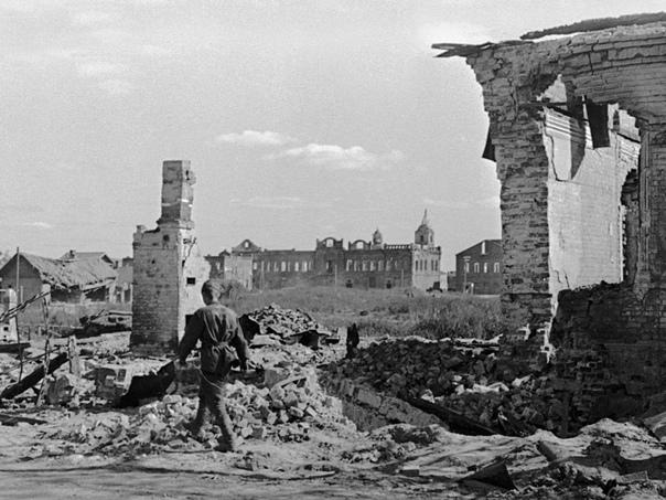 80 лет назад 14 октября 1941 года началась оккупация города Ржева...   За последующие 17 месяцев... Тверь