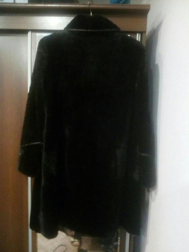 Мутоновая шуба, состояние новое, 2 зимы,   Объявления Орска и Новотроицка №28067