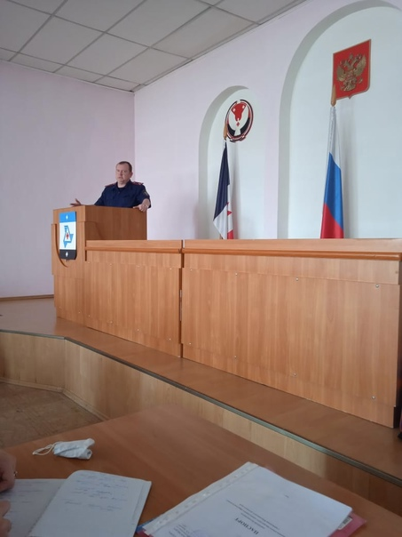 30 августа 2021 года прошло традиционное совещание с руковод