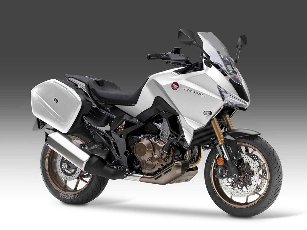 Всё больше слухов о Honda CB1100X