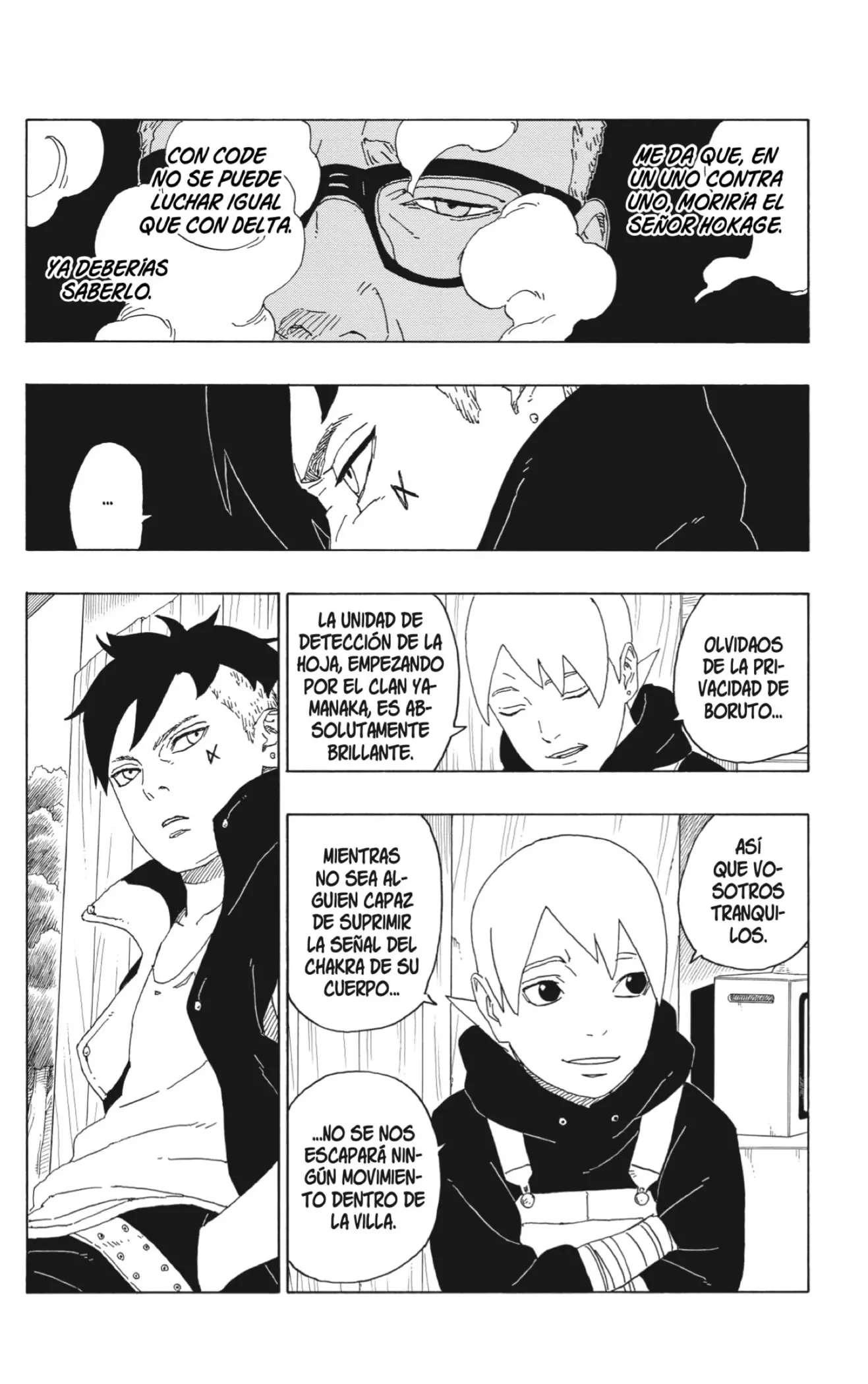 Boruto Manga Capitulo 61, image №7
