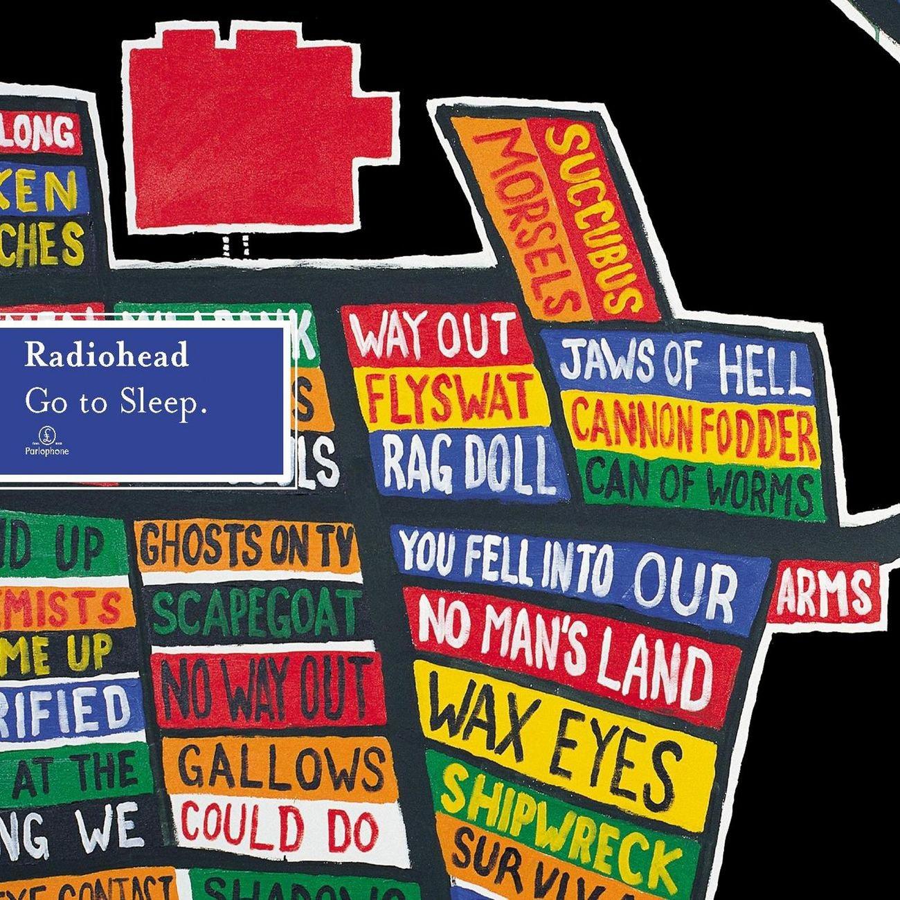 Radiohead album Go To Sleep
