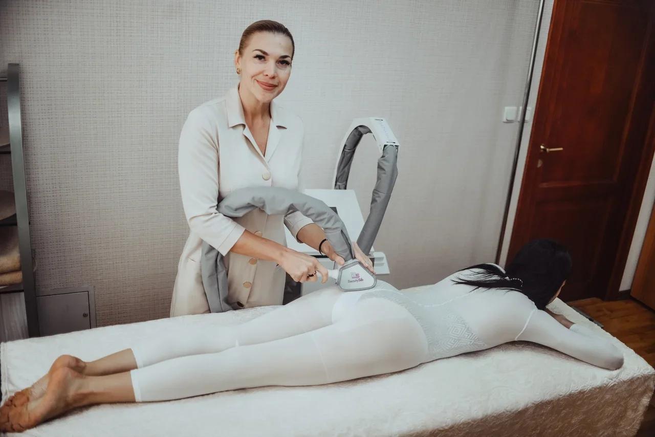 Аппаратный массаж в Симферополе