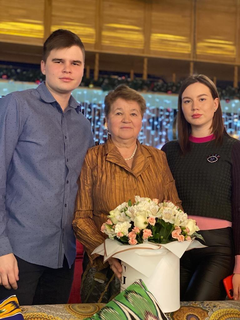 фото из альбома Халиси Сунагатовой №5