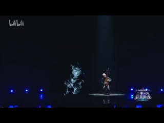 Subpost 2 - Tomorrow, Dimash will sing _Jasmine_ with a virtual character in Nin ( 422 X 750 ).mp4