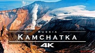 Kamchatka, Russia 🇷🇺 - by drone [4K]