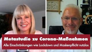 Lockdown und Maskenpflicht nutzlos -  mit Prof. DDr. Martin Haditsch
