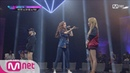 "UNPRETTY RAPSTAR3 ""Girls gathered talk too much"" Miryo vs Euna Kim vs Ha Joo Yeon @Diss Battle"
