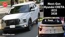 Next Generation Hyundai Creta iX25 - Upcoming SUV Cars In India 2020