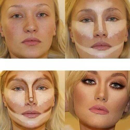 Контурирование лица: пошаговая инструкция..., изображение №11