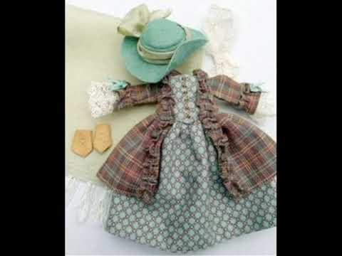 Одежда для кукол сборник идей и образов
