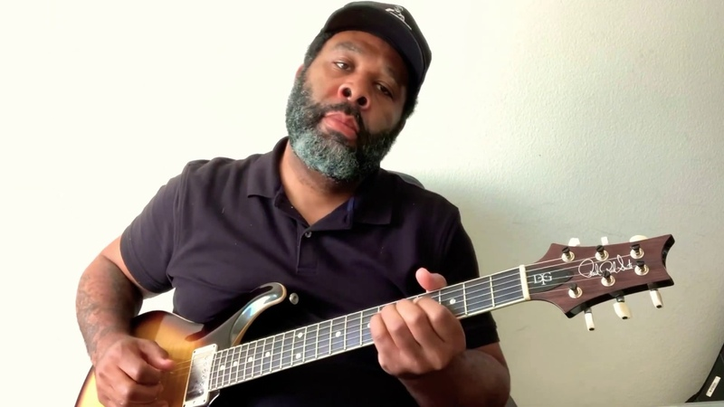 SOLOING IDEAS FOR SRV'S LENNY WITH KIRK FLETCHER
