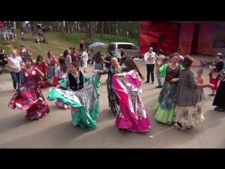 I Межрегиональный фестиваль цыганского творчества АМЭ РОМА  часть 2 (16 июня 2018)