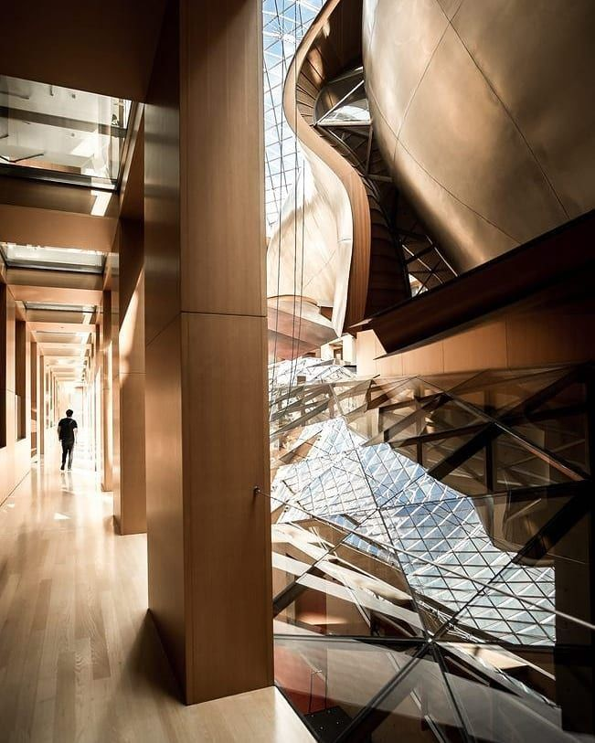 The DZ Bank Building / Frank Gehry