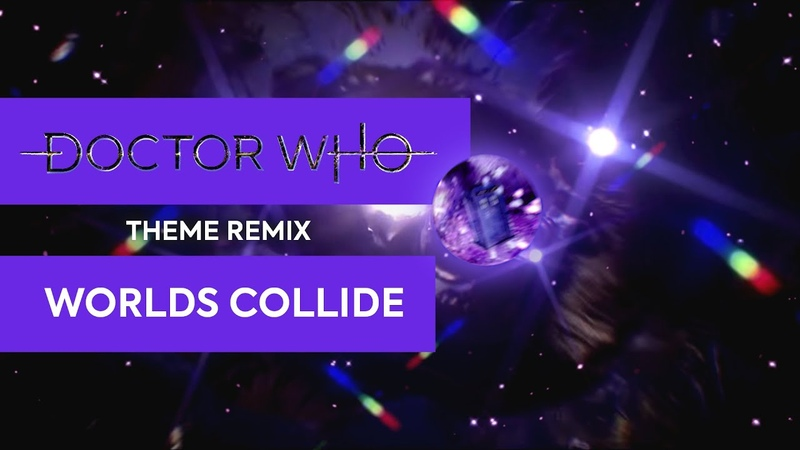 Doctor Who Theme - Worlds Collide