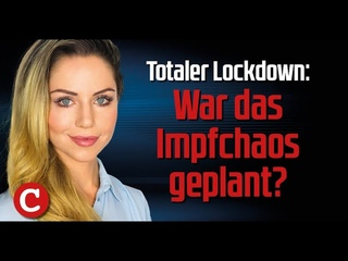Die Woche COMPACT: Totaler Lockdown - war das Impf-Chaos geplant?