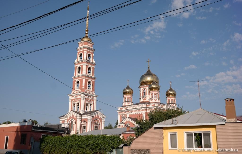 Свято-Покровский храм, Саратов 2020 путешествие