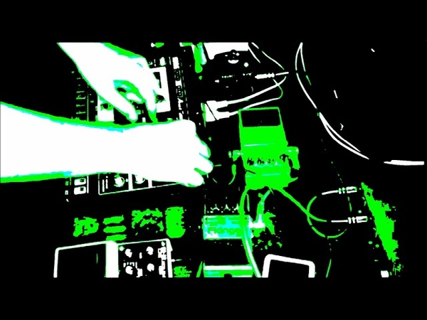 Electronic Techno music 2020 Galactic Voices Home set Cato Live Concert Ambient IDM Music Rave