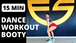 DANCE WORKOUT REGGAETON PERREO by Martina Banini