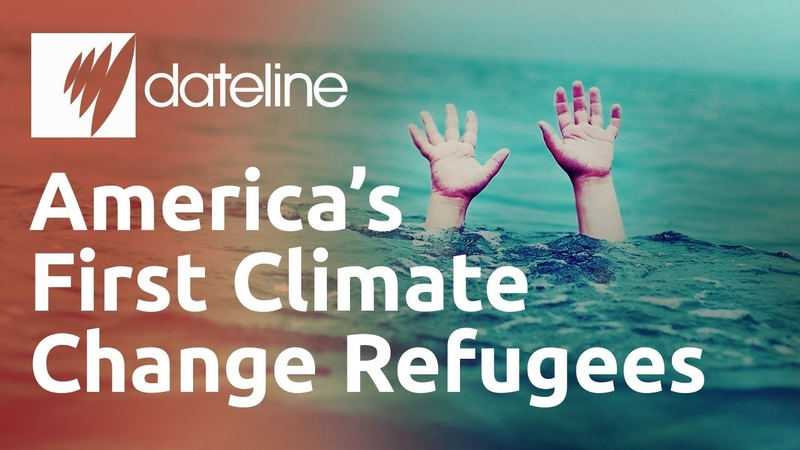 Meet America's First Climate Change Refugees