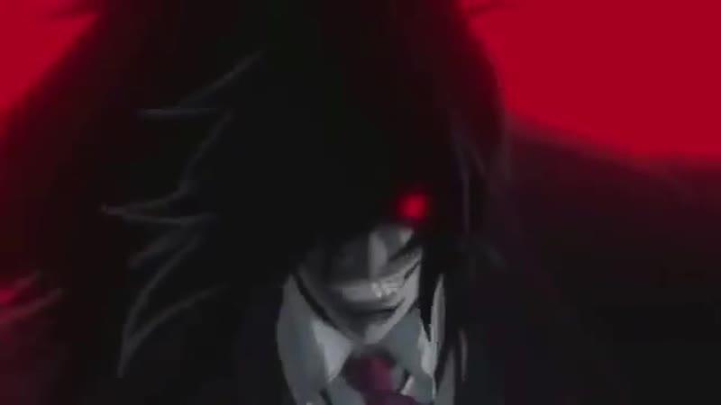 【MAD】 HELLSING ✖ 爪爪爪 - maximum the hormone Япония japan Anime MAD HELLSING