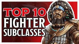 D&D Beyond Top 10: Fighter Subclasses