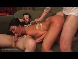 Jasmine Jae Yearns to be Gangbanged  [BDSM, porno, Sex, kinky, hard, rough, бдсм, секс, порно, хард, жестко]