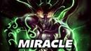 Miracle Terrorblade Hard Battle - Dota 2 Pro Gameplay
