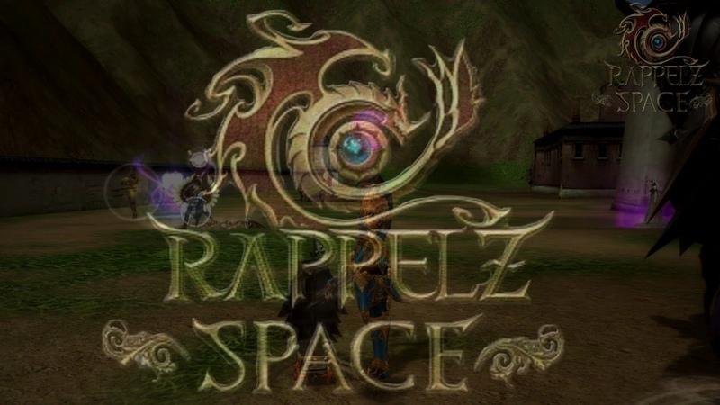 Rappelz Space Прохождение 4 Места для Фарма how to Farm