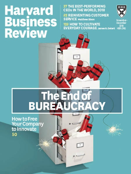 Harvard Business Review USA 2018 11 12