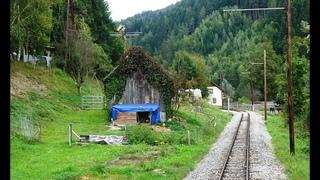 Driver's Eye View (Austria) - Mixnitz to Sankt Erhard - Industrial Narrow Gauge Railway