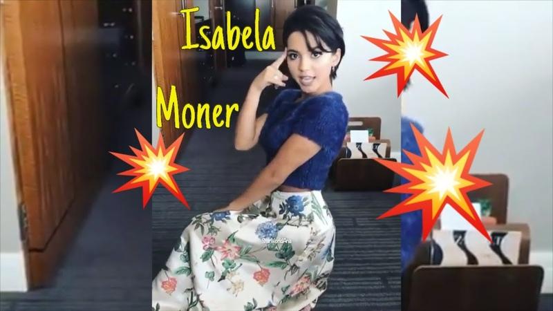 Isabela Moner beautiful actress Transformers The Last Knight Isabela Moner dance compilation