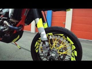 [Чердак] Купил Ducati Monster с аукциона битых машин.