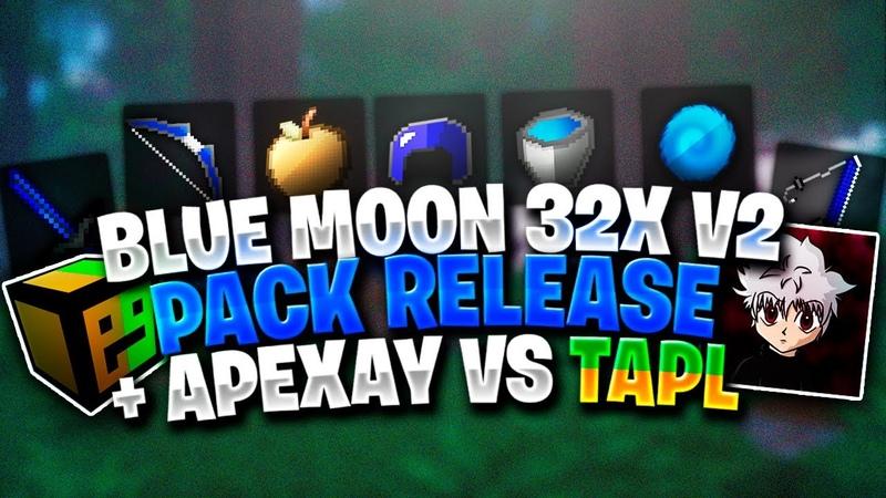 Blue Moon 32x V2 Pack Release Apexay vs TapL v2