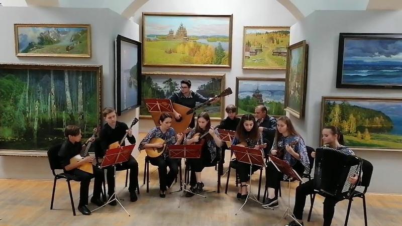 Музыка вне времени в галерее Гречишкина