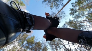 Giantess Trampling YOU With Winter Ankle High Heel Boots Part 2 || PREVIEW