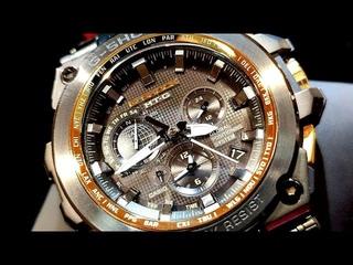 Casio G-Shock MTG-G1000GB-1A GPS Module 5455 watch 2021