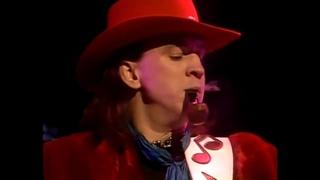 Stevie Ray Vaughan,   Tokyo, Japan   Jan 24, 1985