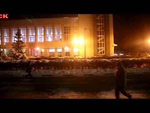 Прибытие на станцию Барабинск
