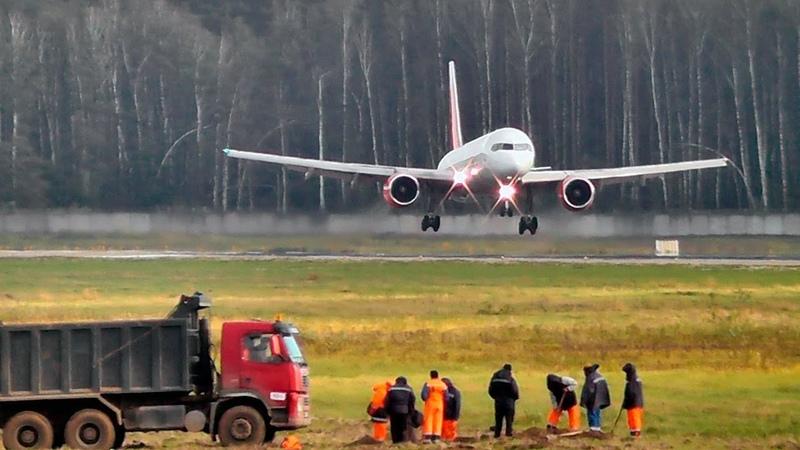 Что творилось в Домодедово 9 лет назад Кладбище борта и авиакомпании той эпохи Лето 2012