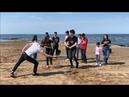 Девушки И Парни Танцуют Супер Класс На Море Самая Классная Лезгинка Чеченская ALISHKA Шибаба 2020