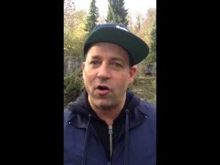 Видео обращение Tom Novy к Харьковчанам