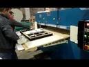 Термоформовочная машина для резки ланч-боксов из PLA