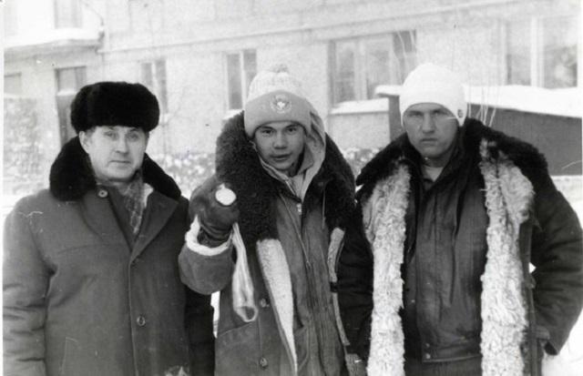 Тренер Цзю - Советской школы бокса нет, Поветкин не обучен, у Ковалёва слабое давление. Интервью, изображение №3