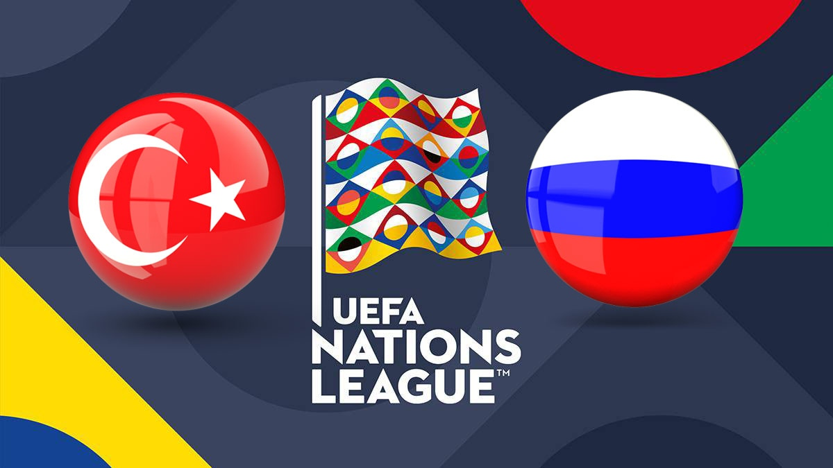 Турция - Россия. Лига Наций. Афиша матча