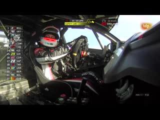 Campeonato del Mundo Turismos Prueba AragOn 2 carrera