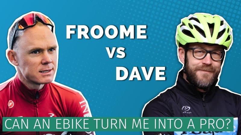 Will an Ebike help beat Chris Froome up Alpe du Zwift
